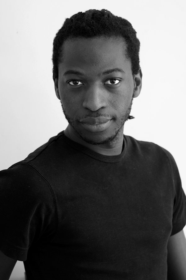 Ayo Aloba — Portrait of an Actor —