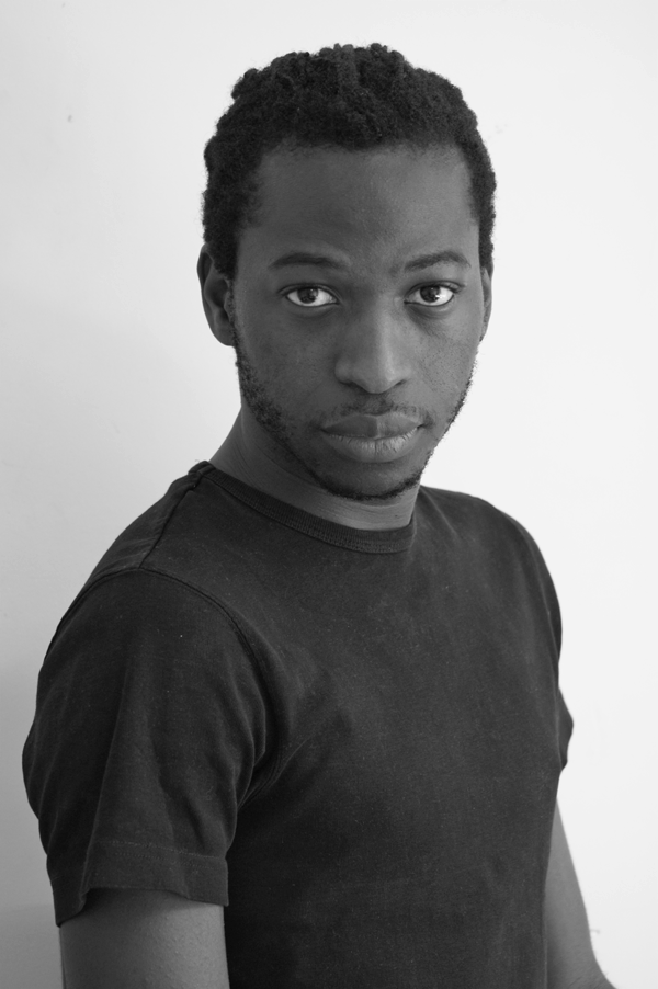 Ayo Aloba — Portrait of an Actor — 2